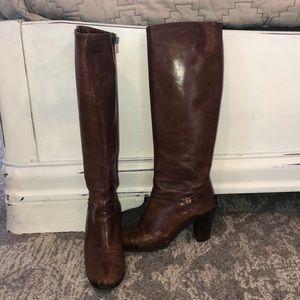 GUC - Vintage Salvatore Ferragamo Boots